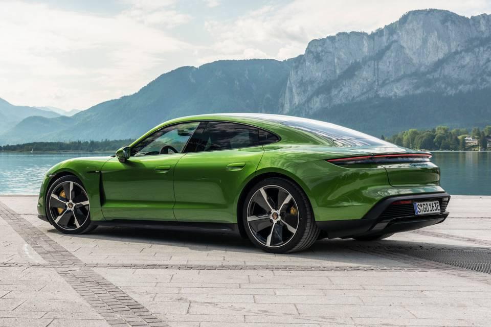 2021 Porsche Taycan: Review, Specs, Personal Lease Deals & Business Lease Deals