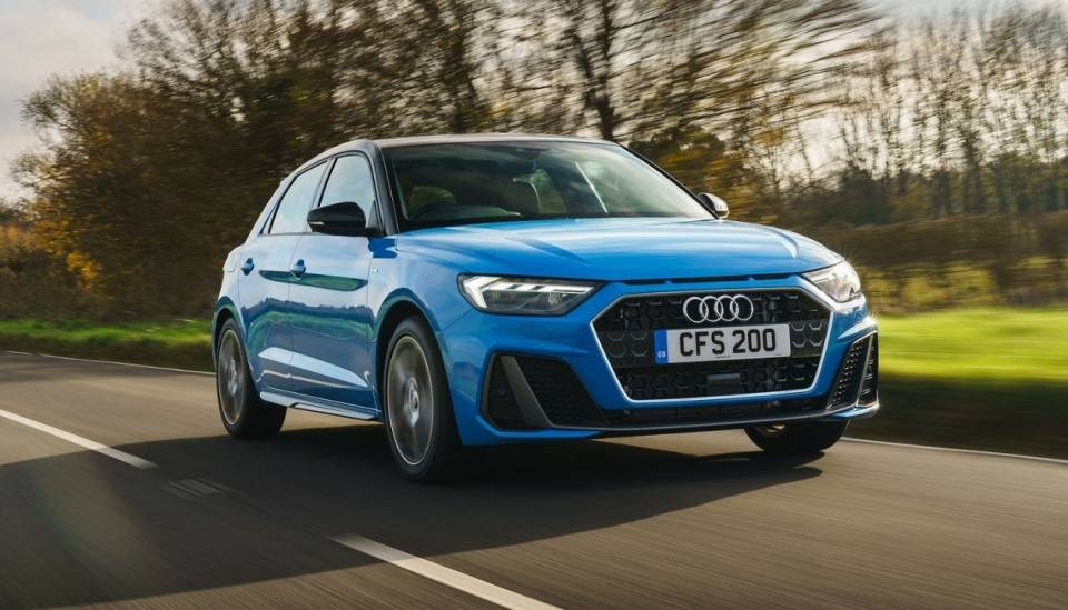 Semi-conductor shortages affecting Audi lease orders.
