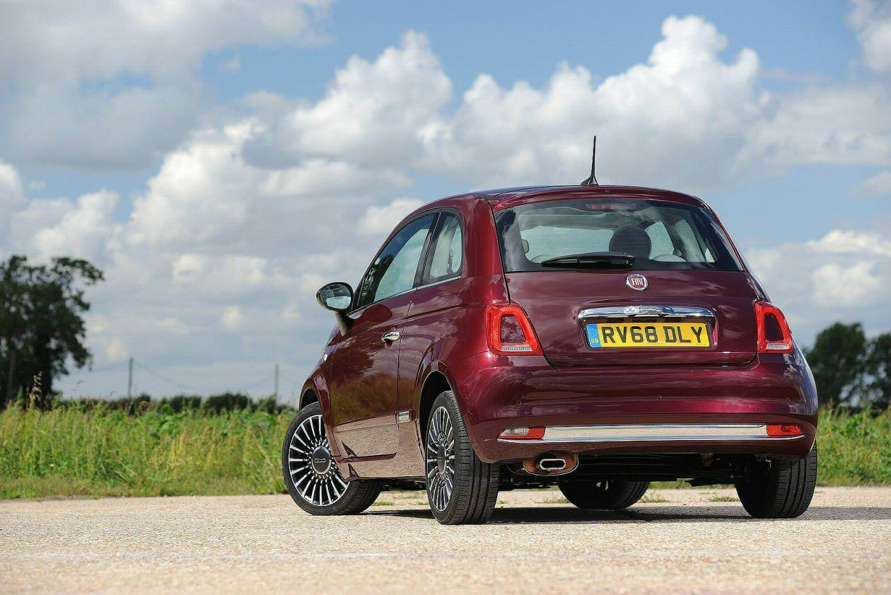 Image 2: Fiat 500C Convertible 1.2 Rock Star 2dr Dualogic