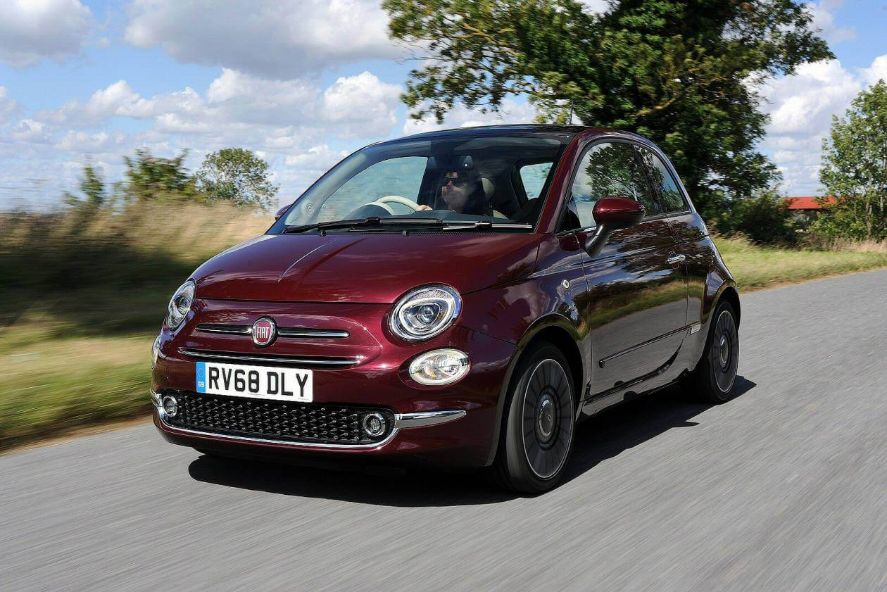 Image 3: Fiat 500C Convertible 1.2 Rock Star 2dr Dualogic