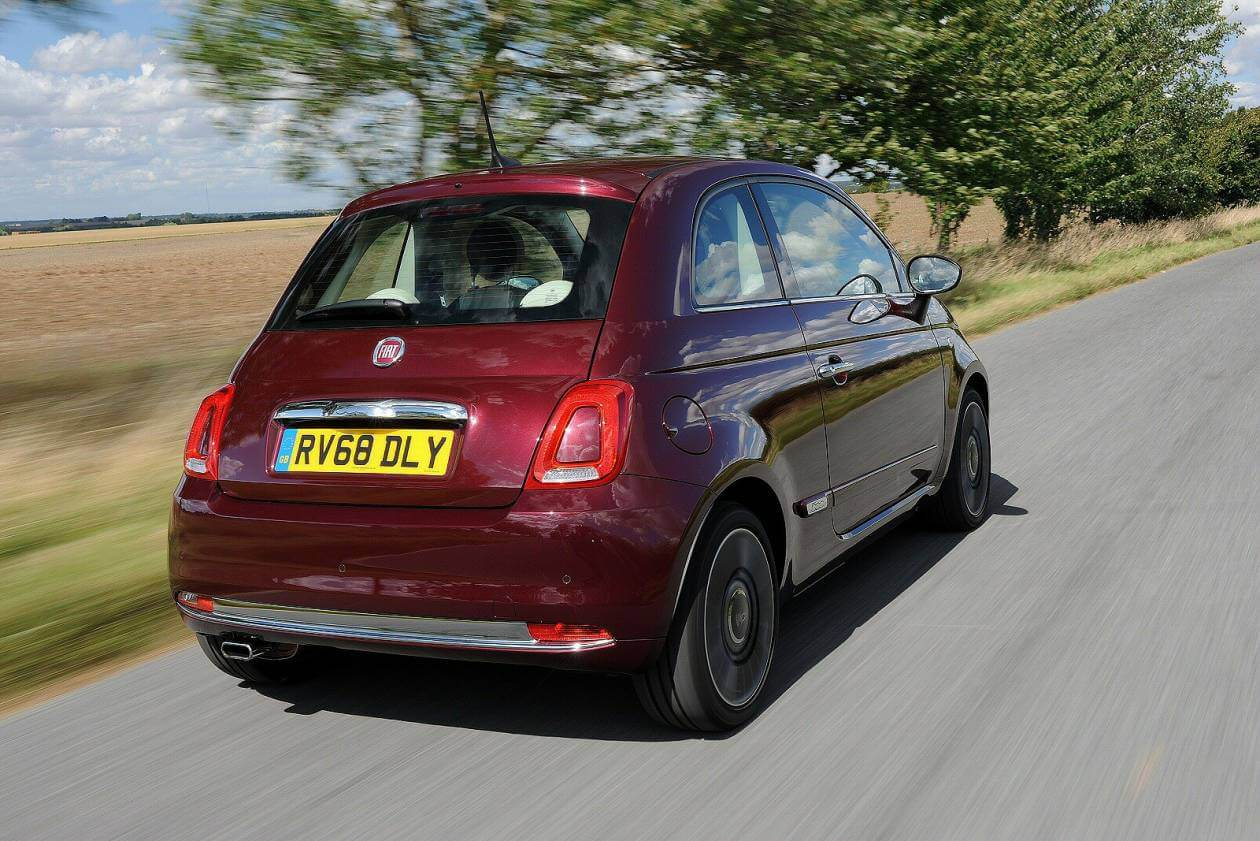 Image 4: Fiat 500C Convertible 1.2 Rock Star 2dr Dualogic