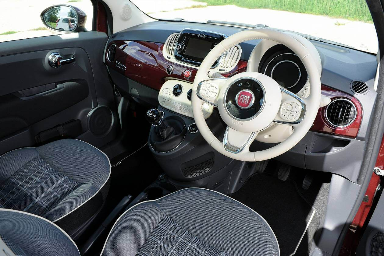 Image 6: Fiat 500C Convertible 1.2 Rock Star 2dr Dualogic