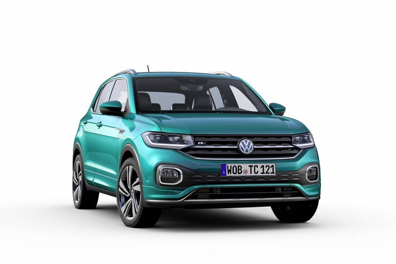Image 6: Volkswagen T-Cross Estate 1.0 TSI S 5dr