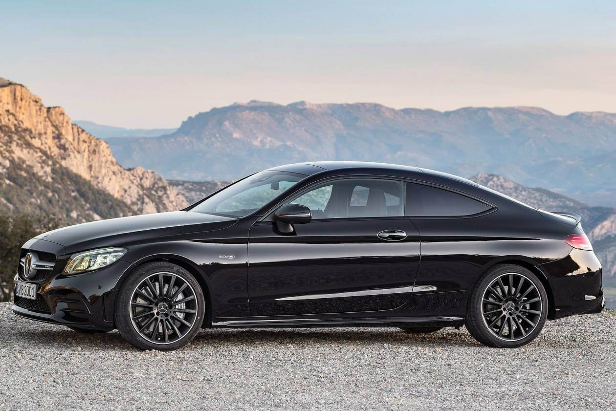 MERCEDES-BENZ C300 AMG Line 2dr 9G-Tronic