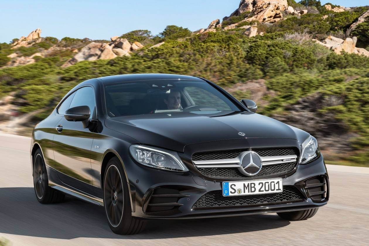 Image 3: Mercedes-Benz C Class Coupe C300 AMG Line 2dr 9G-Tronic