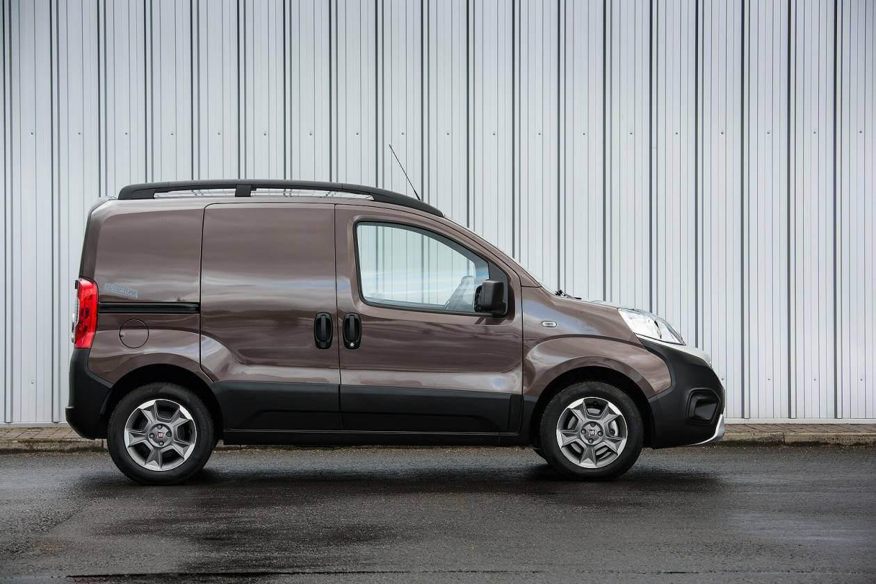 FIAT 1.4 8V Fire Van