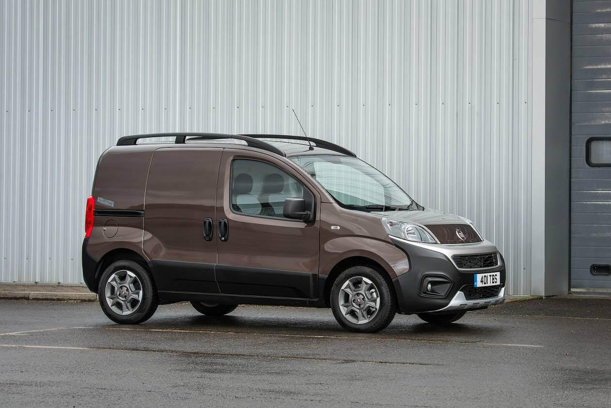 FIAT 1.4 8V Fire Tecnico Van