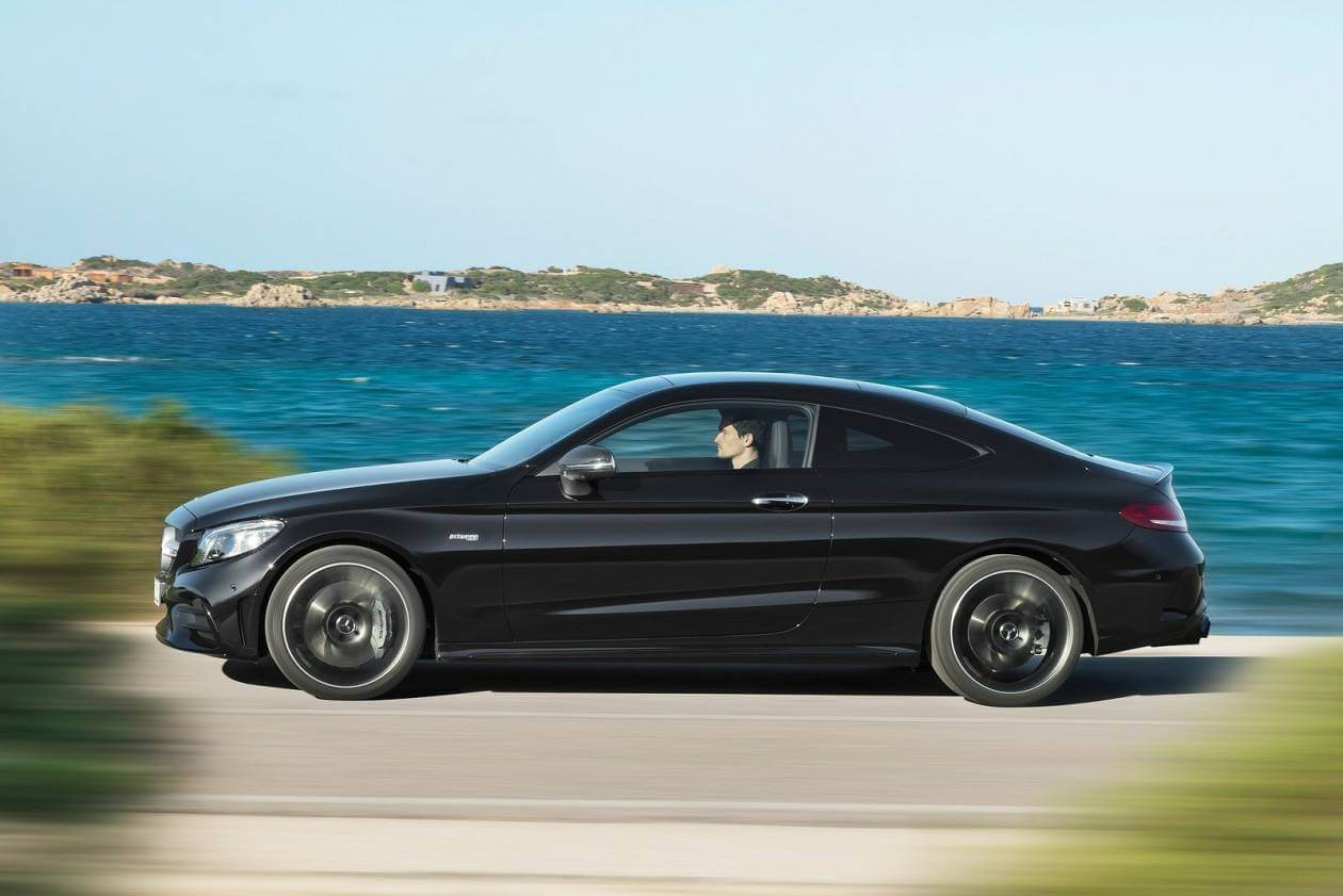 Image 4: Mercedes-Benz C Class Coupe C300 AMG Line 2dr 9G-Tronic