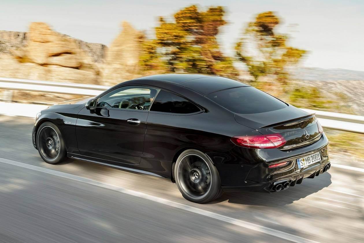 Image 5: Mercedes-Benz C Class Coupe C300 AMG Line 2dr 9G-Tronic