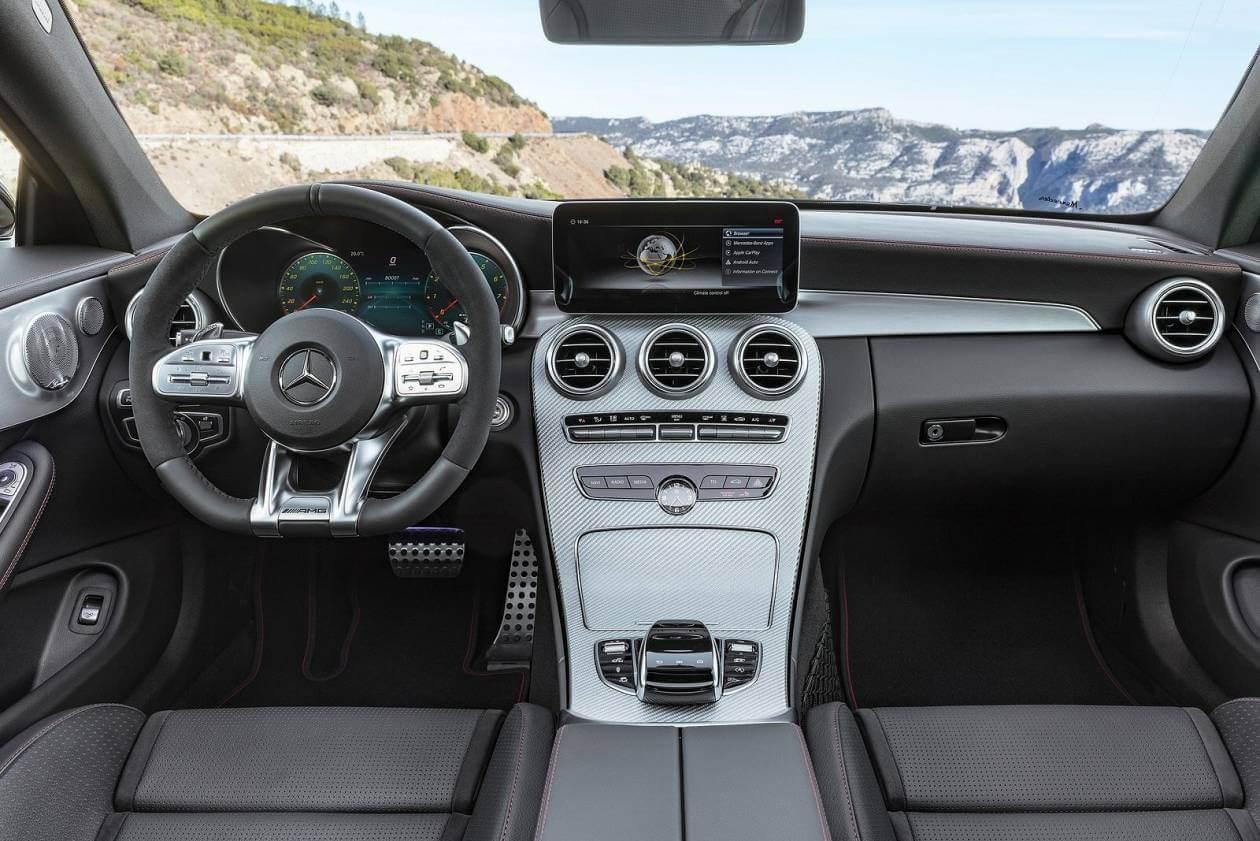 Image 4: Mercedes-Benz C Class Diesel Coupe C220d AMG Line 2dr 9G-Tronic