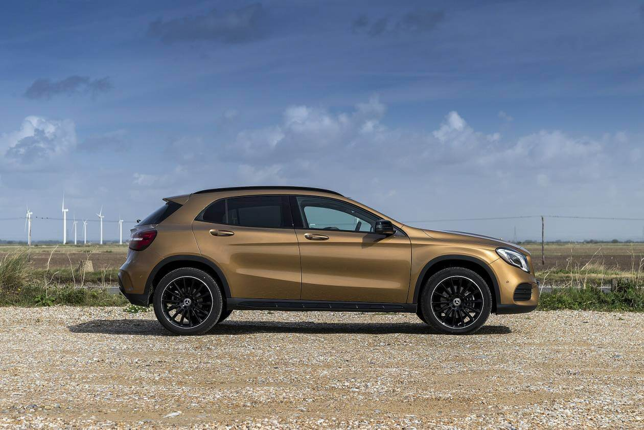 MERCEDES-BENZ GLA 200 AMG Line Edition Plus 5dr