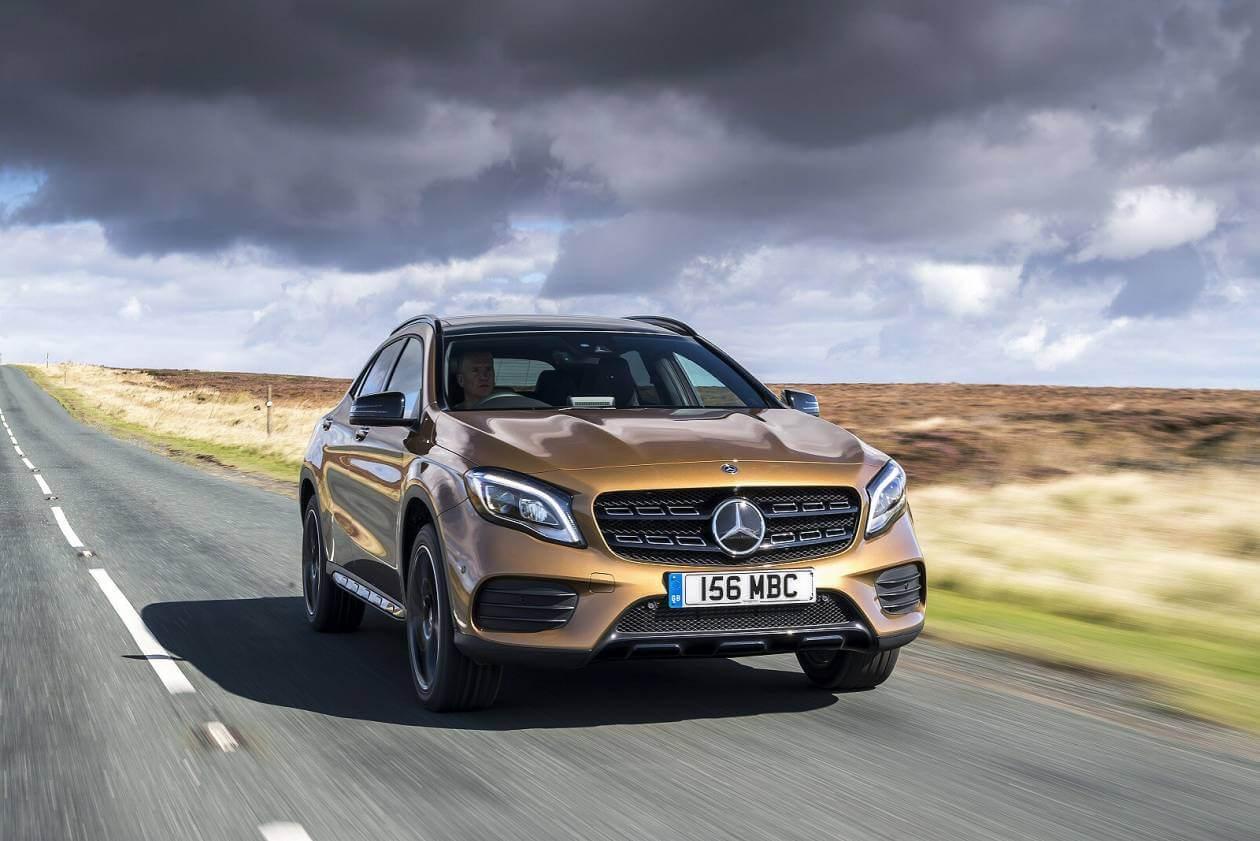 Image 3: Mercedes-Benz GLA Class Hatchback GLA 200 AMG Line Edition 5dr Auto