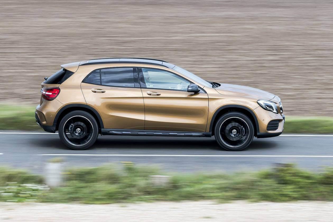 Image 4: Mercedes-Benz GLA Class Hatchback GLA 200 AMG Line Edition Plus 5dr Auto