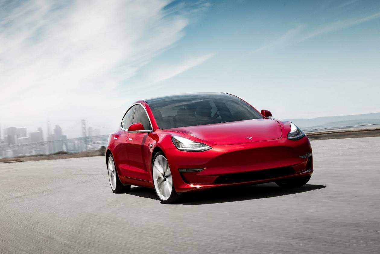 Image 2: Tesla Model 3 Saloon Performance AWD 4dr Auto