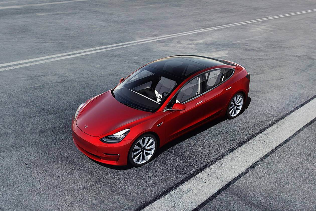 Image 1: Tesla Model 3 Saloon Standard Plus 4dr Auto