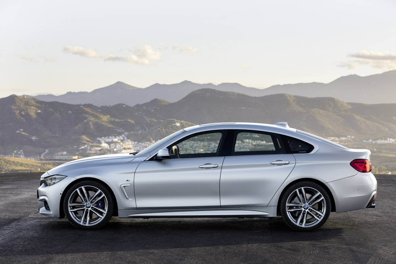 Image 1: BMW 4 Series Gran Coupe 420I M Sport 5dr Auto [professional Media]