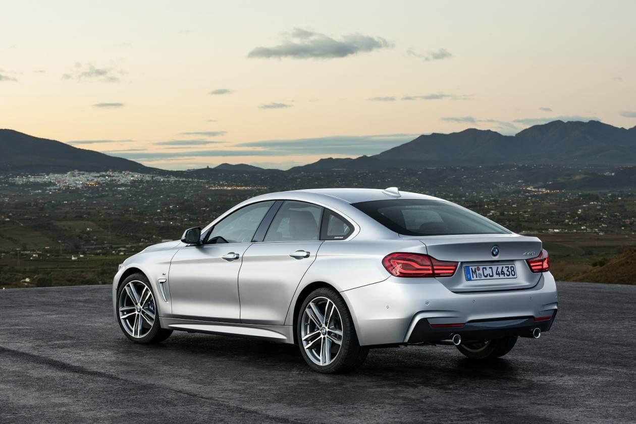 Image 2: BMW 4 Series Gran Coupe 420I M Sport 5dr Auto [professional Media]