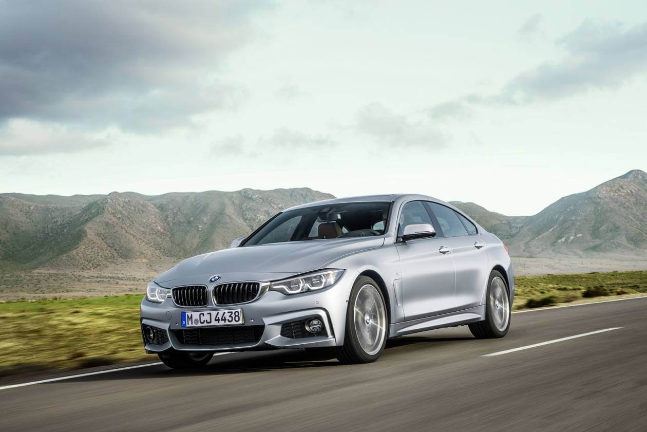 Image 3: BMW 4 Series Gran Coupe 420I M Sport 5dr Auto [professional Media]