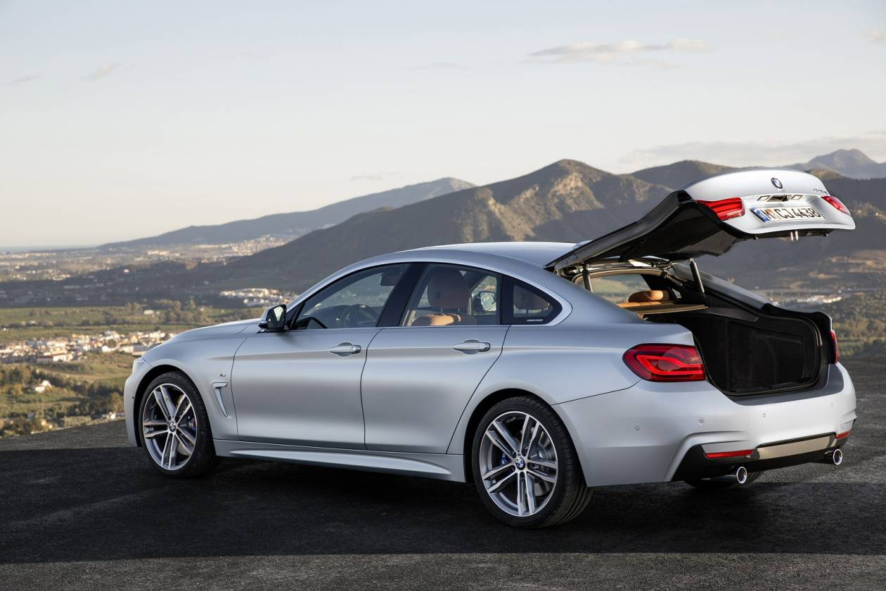 Image 6: BMW 4 Series Gran Coupe 420I M Sport 5dr Auto [professional Media]