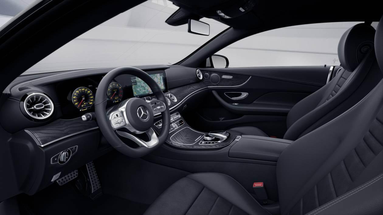 Image 2: Mercedes-Benz E Class Coupe E300 AMG Line 2dr 9G-Tronic