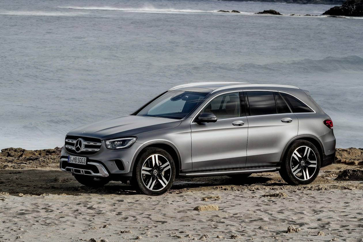 MERCEDES-BENZ GLC 220d 4Matic AMG Line 5dr 9G-Tronic