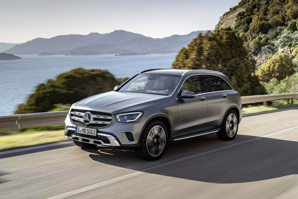 Image 4: Mercedes-Benz GLC Diesel Coupe GLC 220D 4matic AMG Line 5dr 9G-Tronic