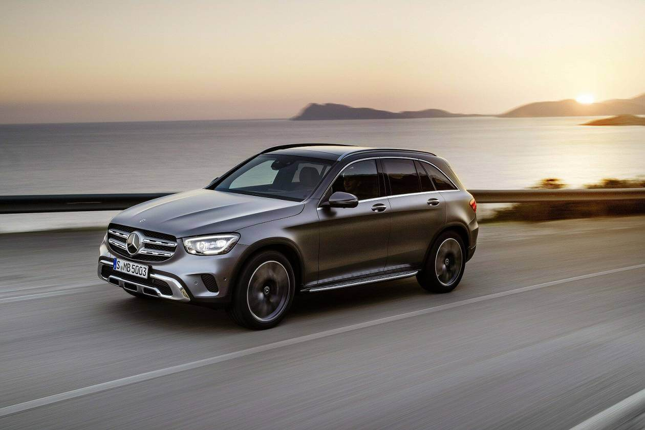 Image 5: Mercedes-Benz GLC Diesel Coupe GLC 220D 4matic AMG Line 5dr 9G-Tronic