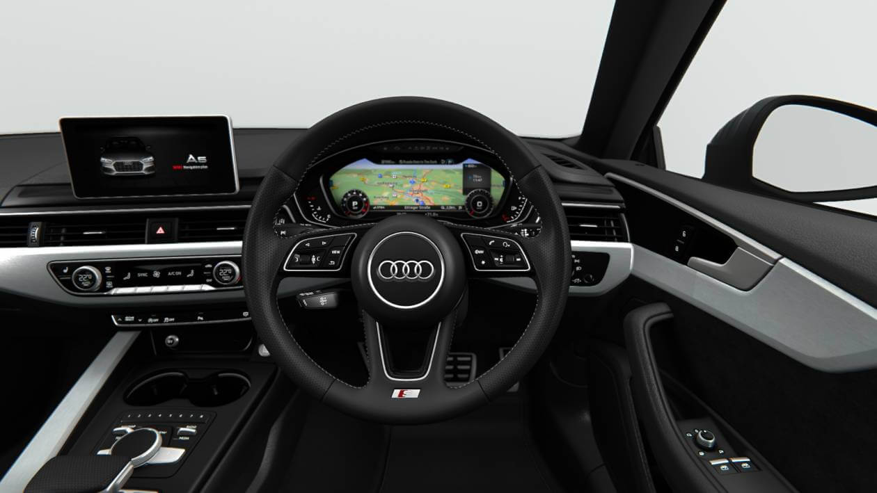 Image 3: Audi A5 Coupe 40 Tfsi S Line 2dr S Tronic [tech Pack]