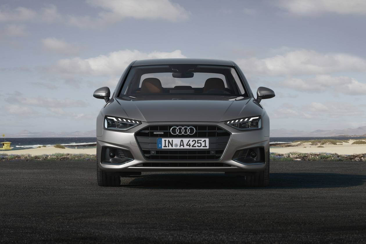 Image 2: Audi A4 Diesel Saloon 35 TDI S Line 4dr S Tronic