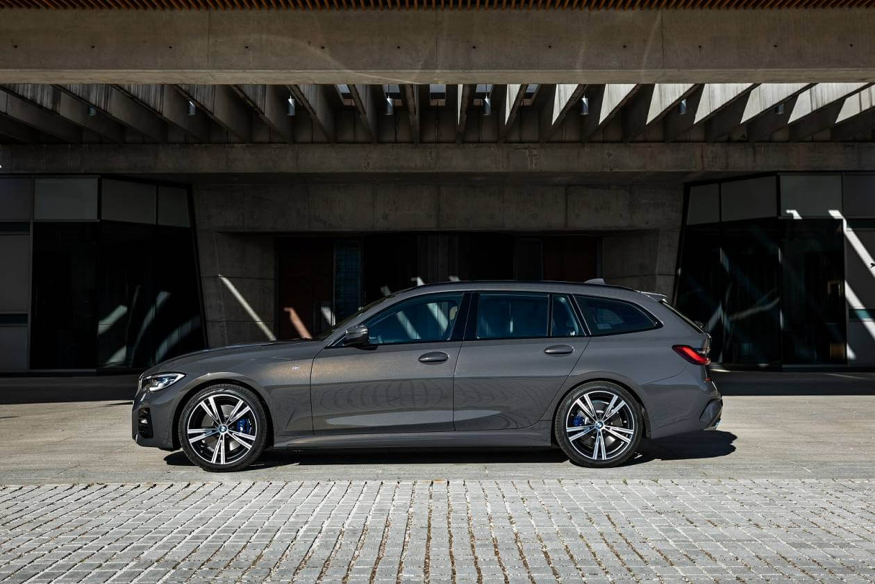 BMW 320d M Sport 5dr Step Auto