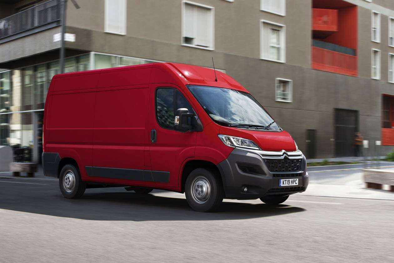 CITROEN 2.2 BlueHDi H1 Van 140ps X