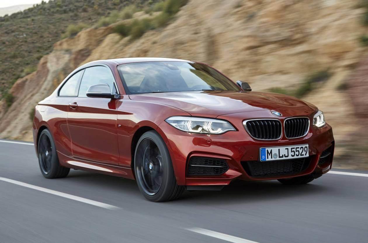 BMW 218i M Sport 2dr [Nav]