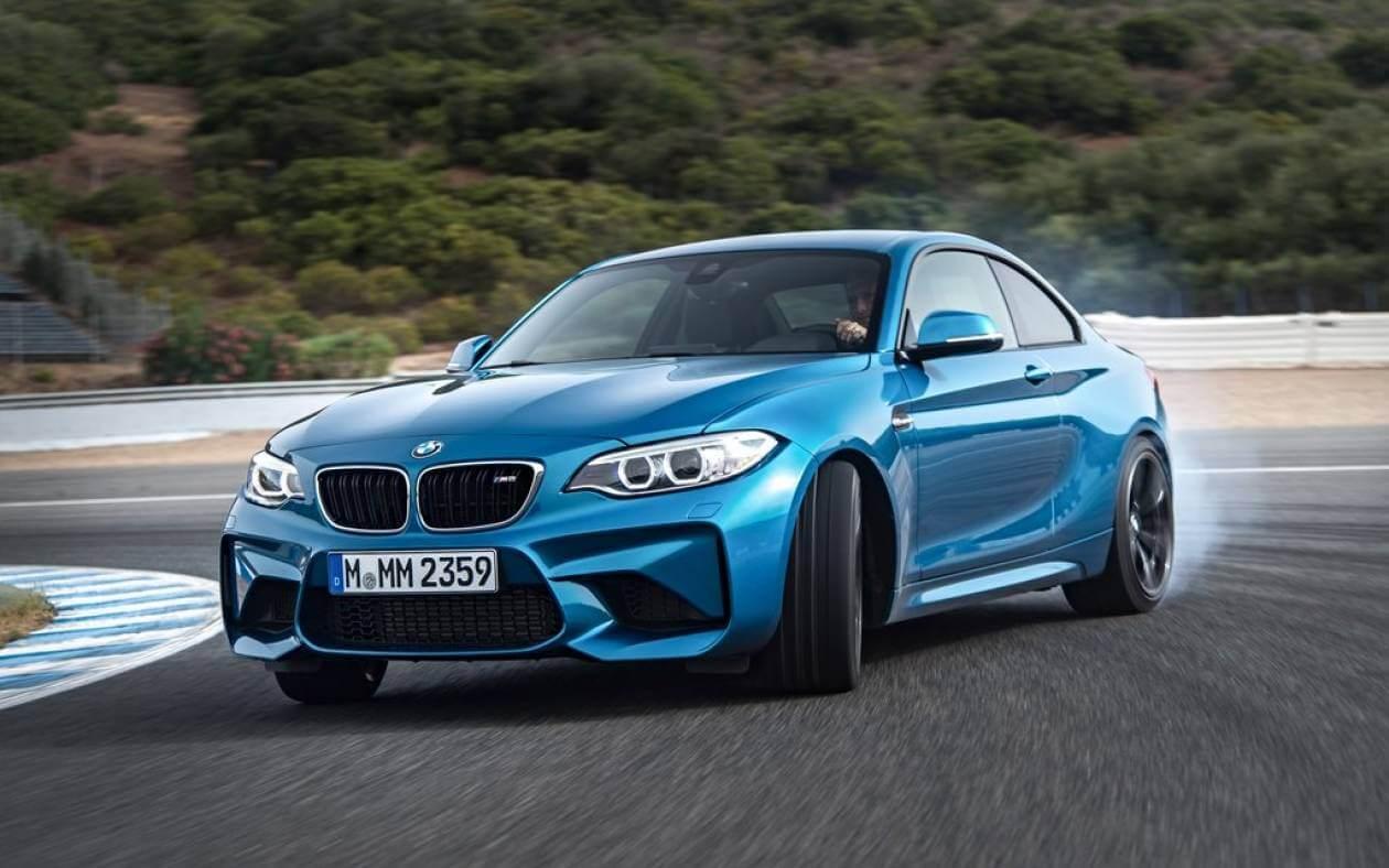Image 3: BMW 2 Series Coupe 218I M Sport 2dr [NAV]