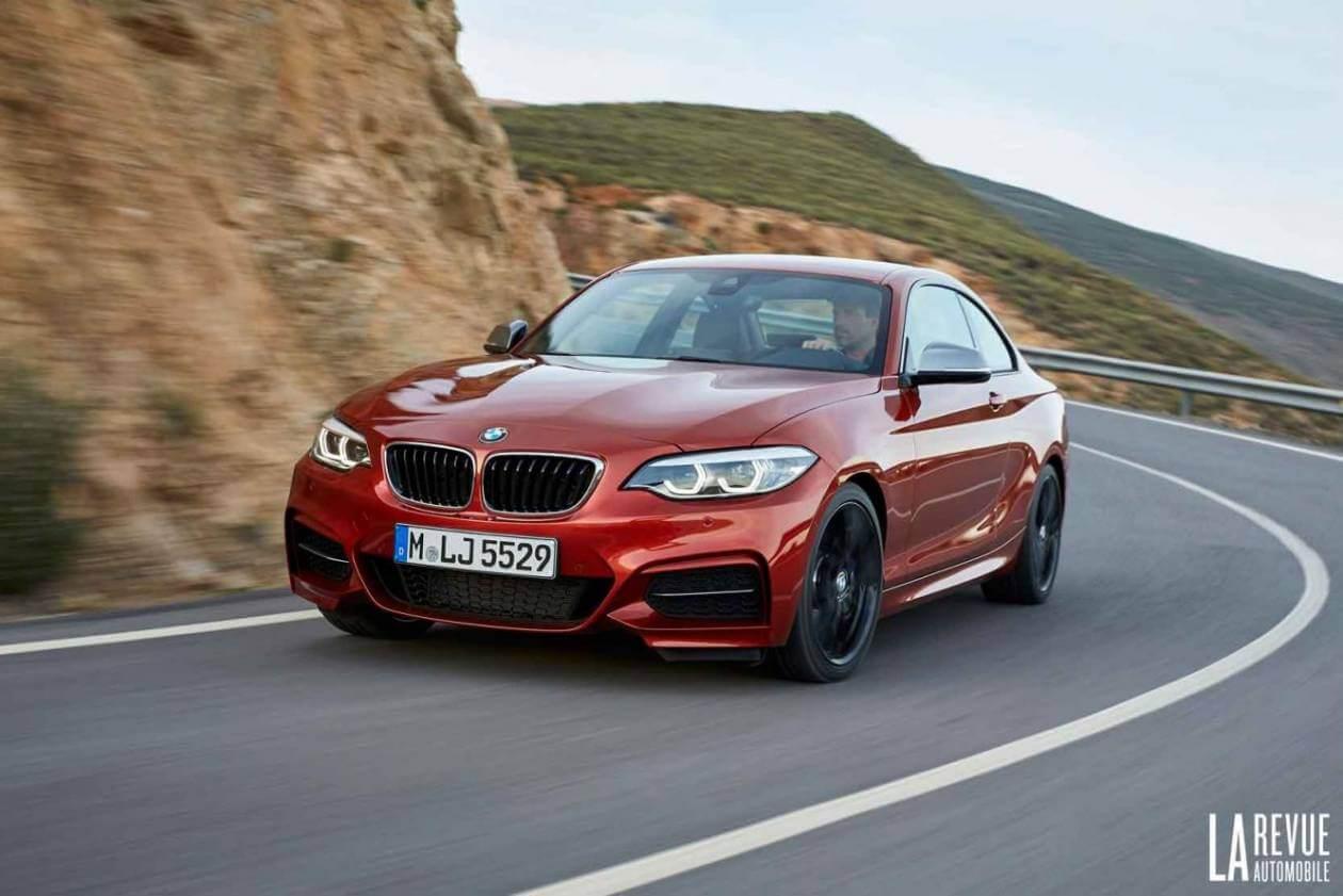 Image 4: BMW 2 Series Coupe 218I M Sport 2dr [NAV]