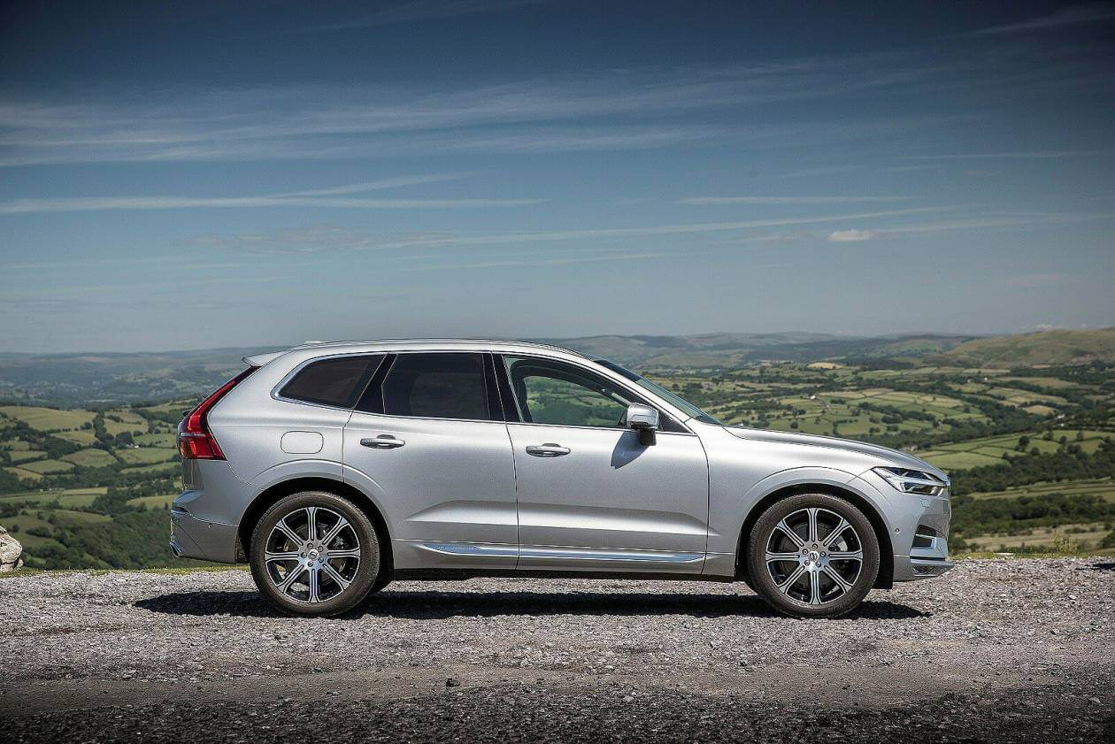VOLVO 2.0 B5P [250] Inscription Pro 5dr AWD Geartronic