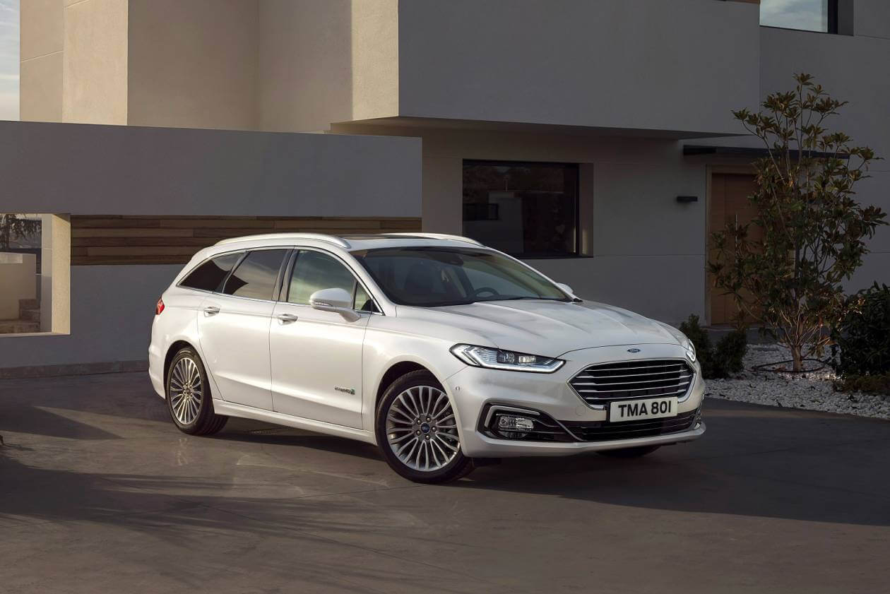 FORD 2.0 Hybrid ST-Line Edition 4dr Auto
