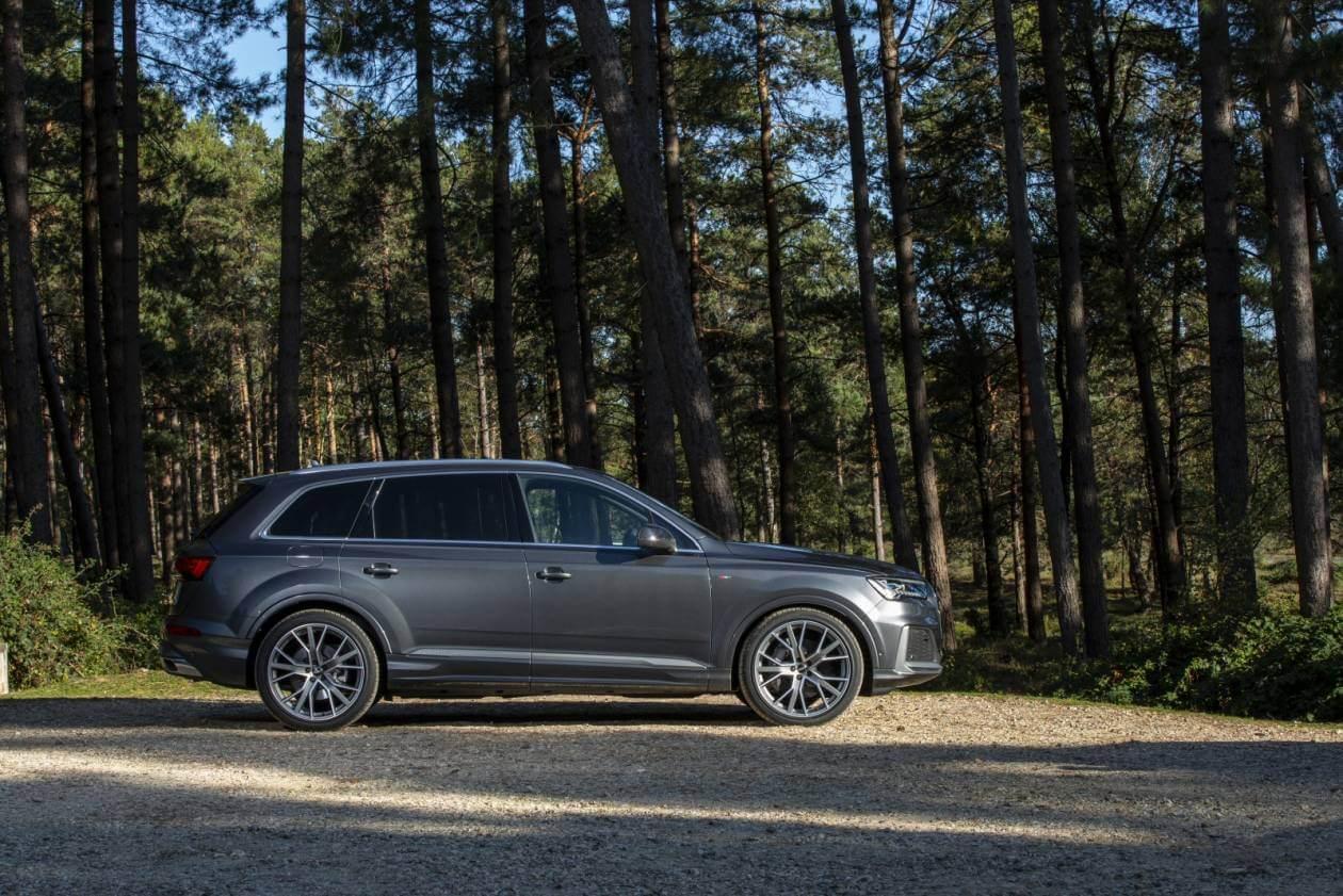 Audi Q7 Lease >> Audi Q7 Estate 55 Tfsi Quattro Black Edition 5dr Tiptronic