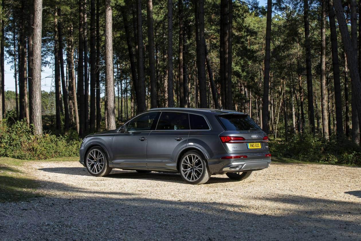 Image 2: Audi Q7 Estate 55 Tfsi Quattro S Line 5dr Tiptronic [C+S Pack]