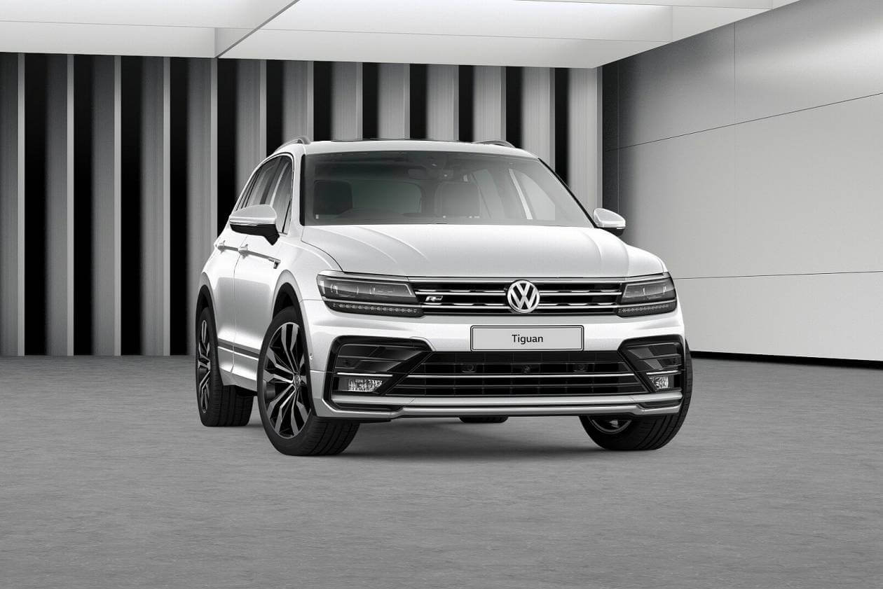 Image 5: Volkswagen Tiguan Diesel Estate 2.0 TDI 150 4motion R Line Tech 5dr DSG