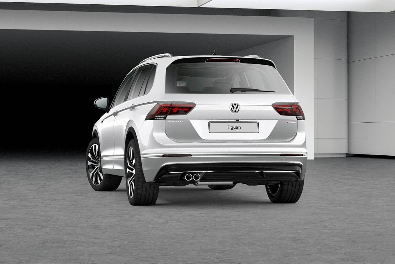 Image 6: Volkswagen Tiguan Diesel Estate 2.0 TDI 150 4motion R Line Tech 5dr DSG