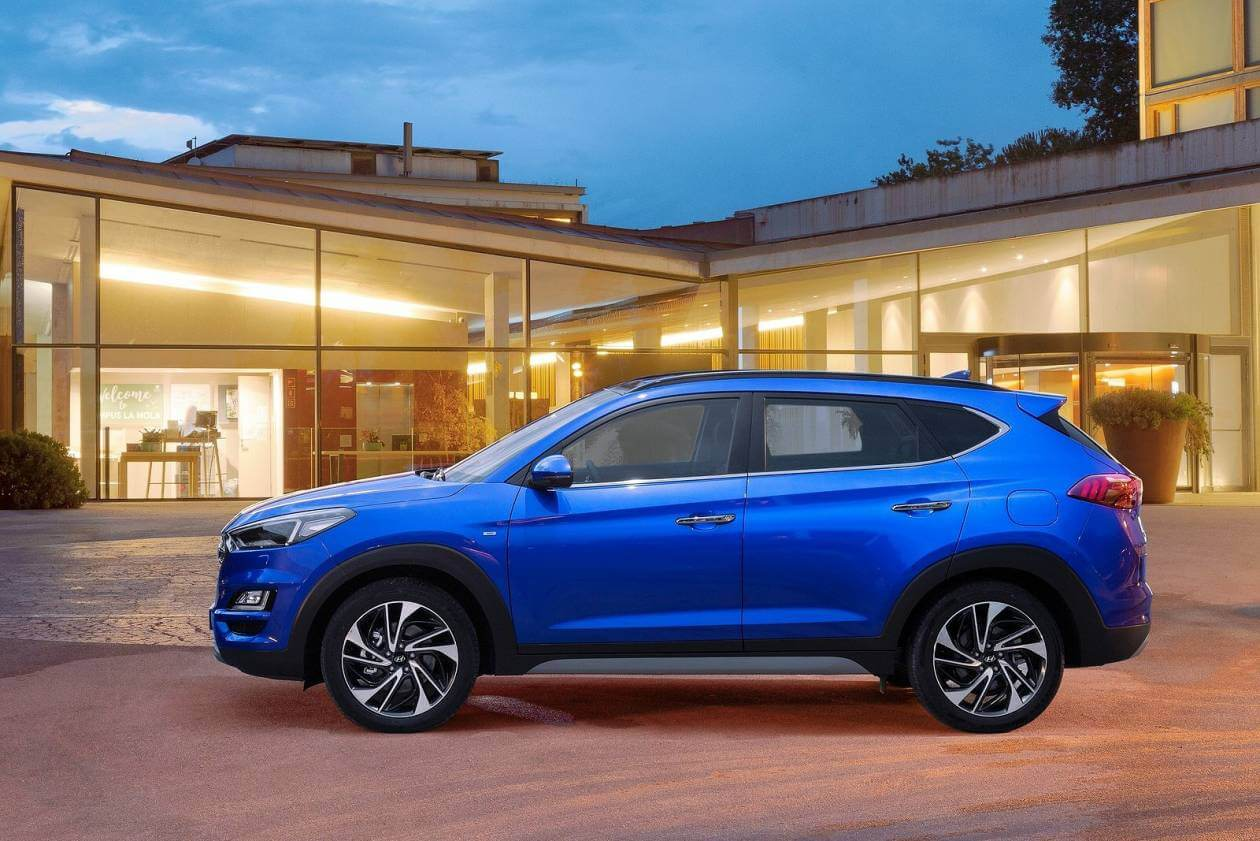 Image 1: Hyundai Tucson Estate 1.6 GDI SE NAV 5dr 2WD