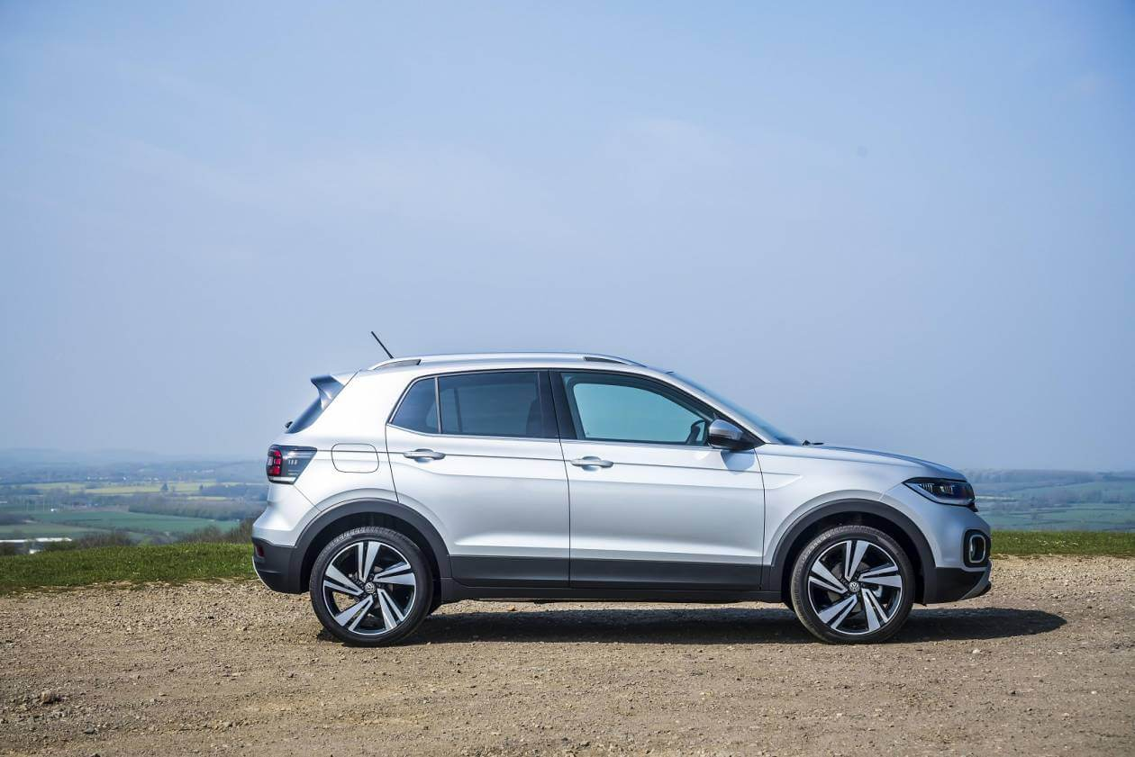 Image 2: Volkswagen T-Cross Estate 1.0 TSI S 5dr