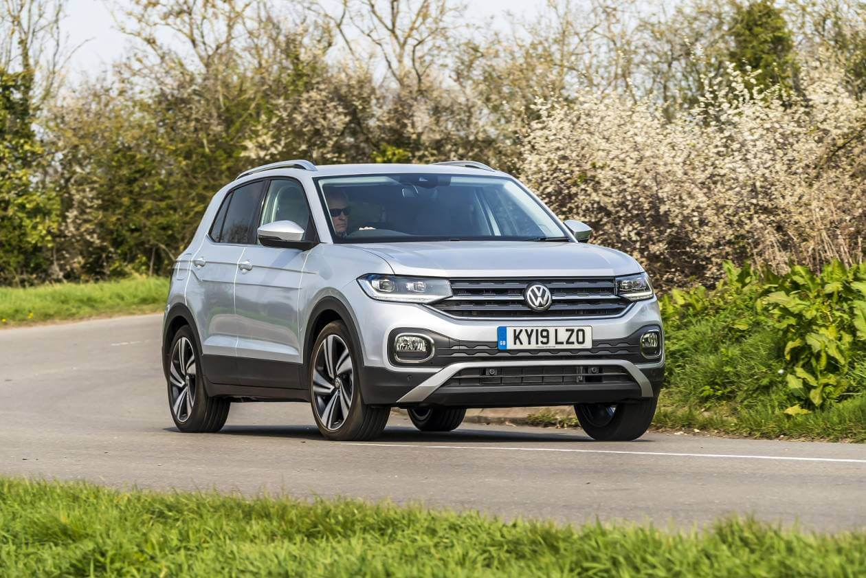 Image 4: Volkswagen T-Cross Estate 1.0 TSI S 5dr