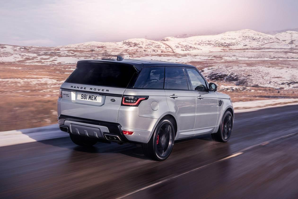 Image 4: Land Rover Range Rover Sport Estate 2.0 P300 HSE 5dr Auto
