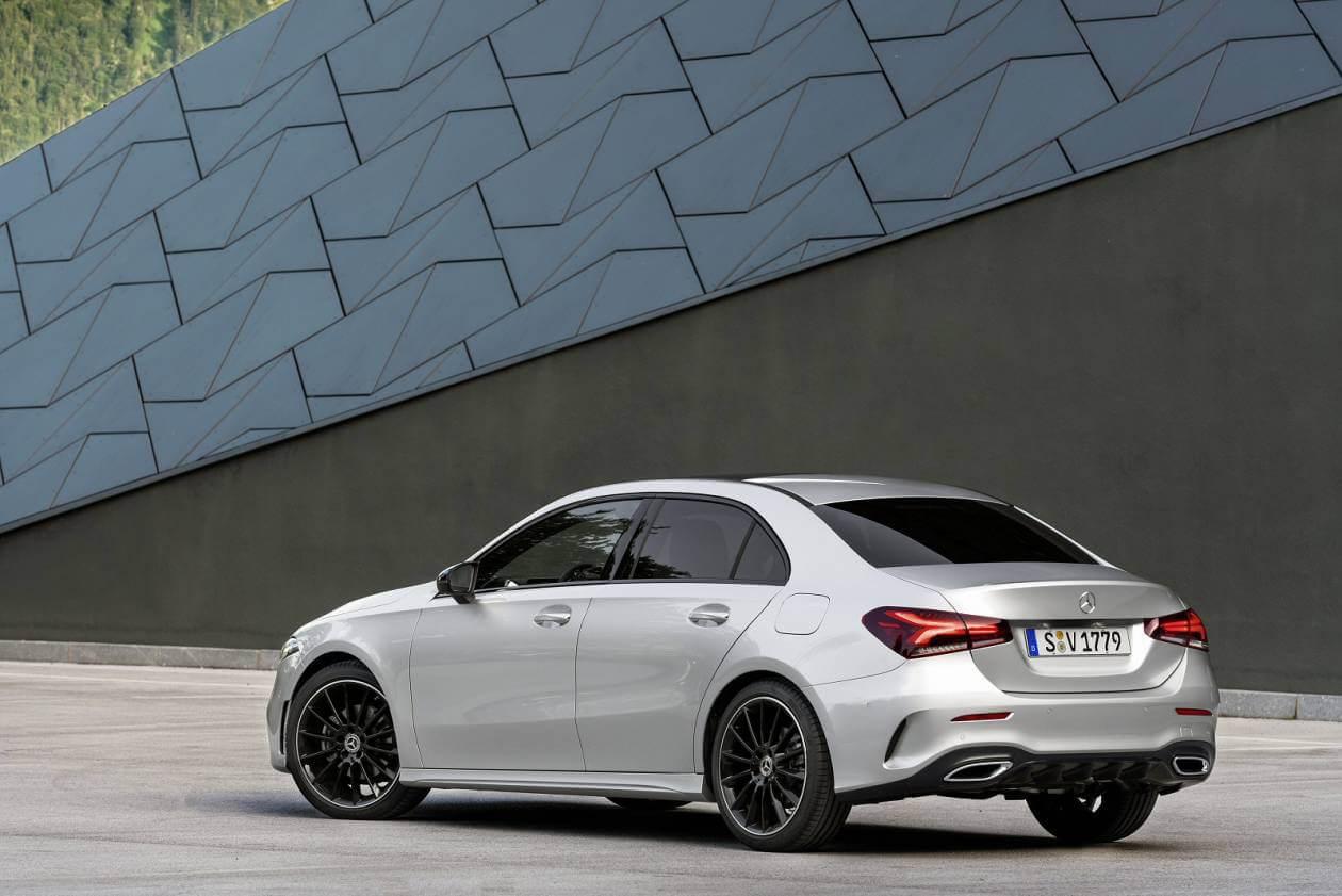Image 2: Mercedes-Benz A Class Saloon A200 Sport 4dr
