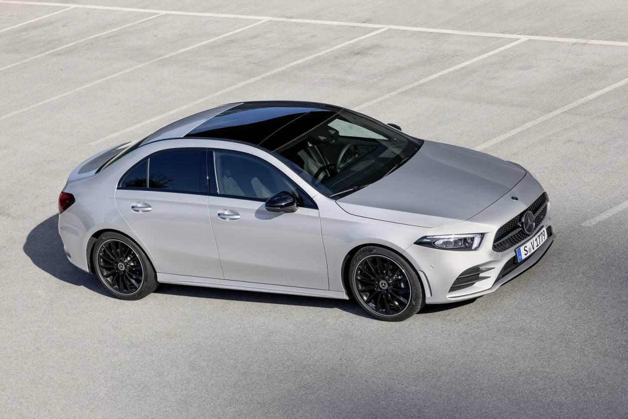 Image 6: Mercedes-Benz A Class Saloon A200 Sport 4dr
