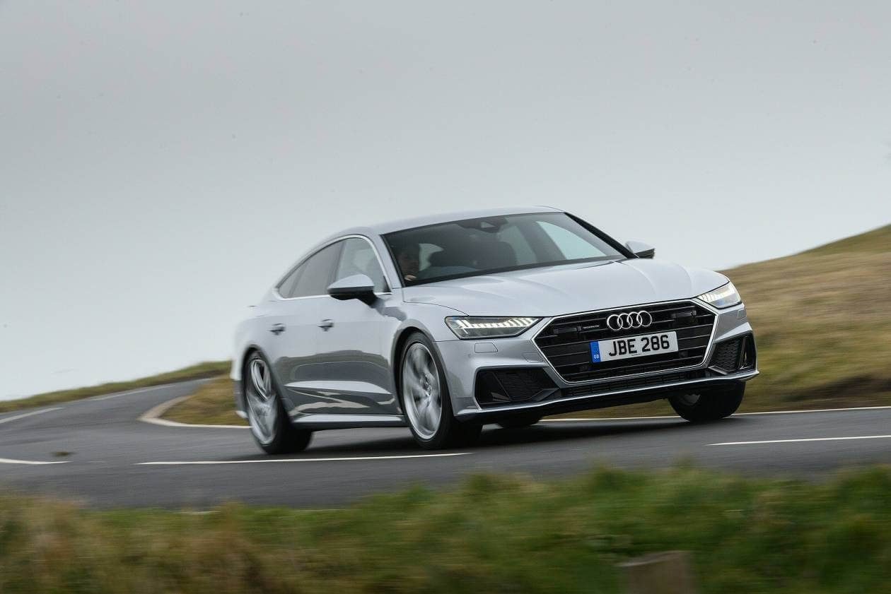 Image 3: Audi A7 Diesel Sportback 40 TDI S Line 5dr S Tronic