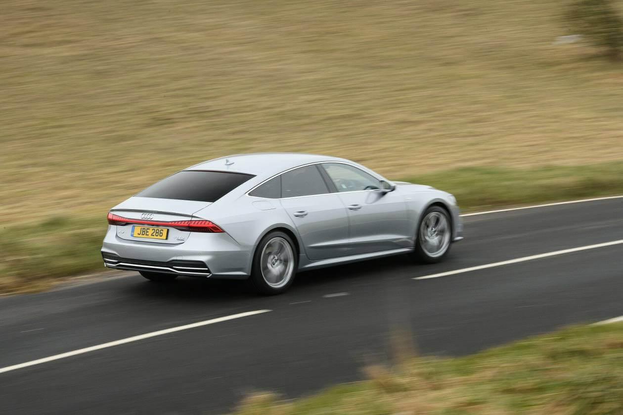 Image 4: Audi A7 Diesel Sportback 40 TDI S Line 5dr S Tronic