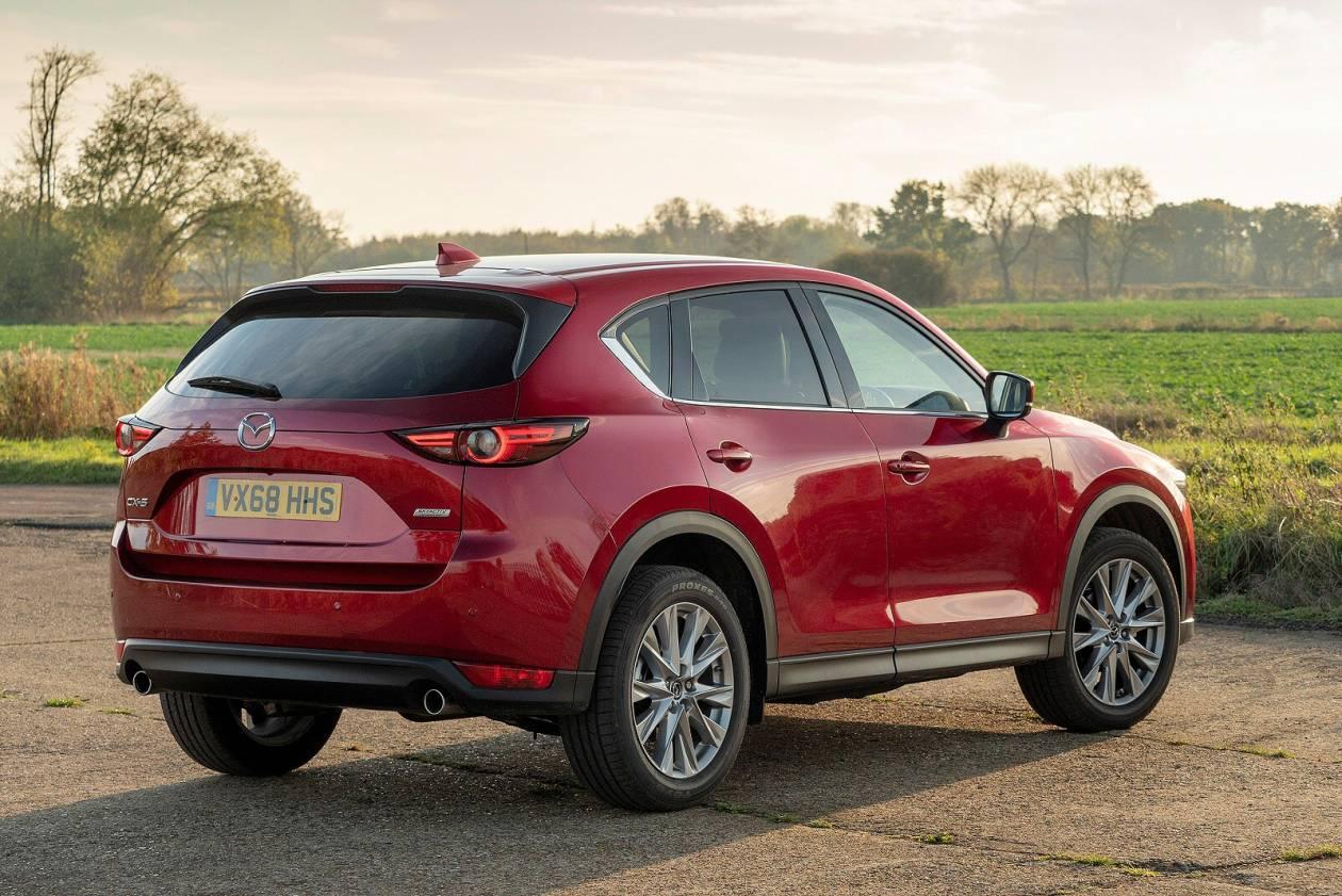 Image 2: Mazda CX-5 Estate 2.0 SE-L NAV+ 5dr