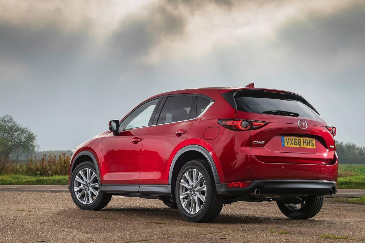 Image 3: Mazda CX-5 Estate 2.0 SE-L NAV+ 5dr